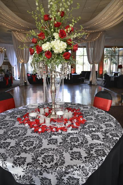 headtable centerpiece