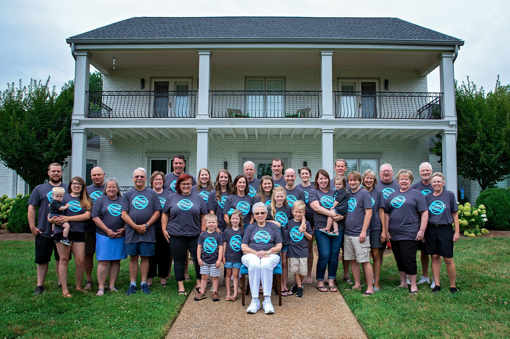 Reunion Stay Venue For Family Reunions | Amber Kreeger Photography