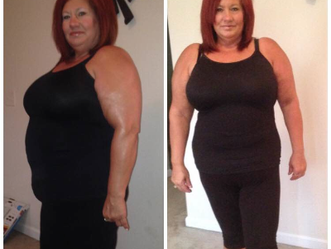 Transformation: Sabrina Hampton