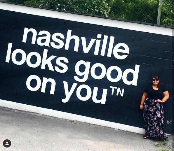 Nashville Murals For Maternity Photos