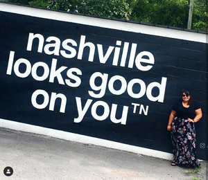 Nashville Murals For Maternity Photos