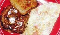 Egg White French Toast