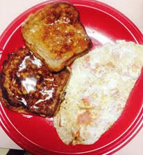 Egg White French Toast