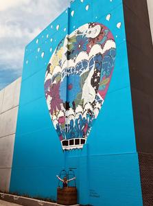 Nashville's Best Murals