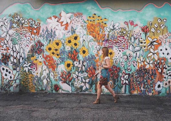 Nashville's Best Murals For Family Photos