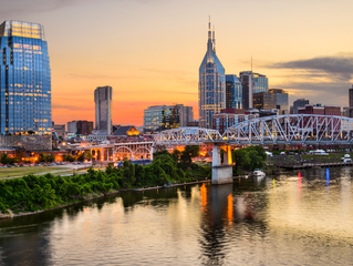 Reconnect in Nashville during some of its best events of the year!