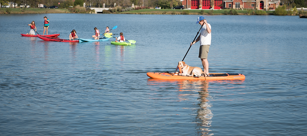 Paddle Dog Adventures | Franklin TN