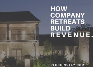 How Company Retreats Build Revenue For Business