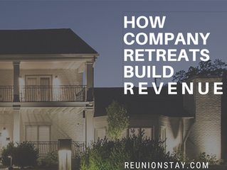 How Company Retreats Build Revenue For Business