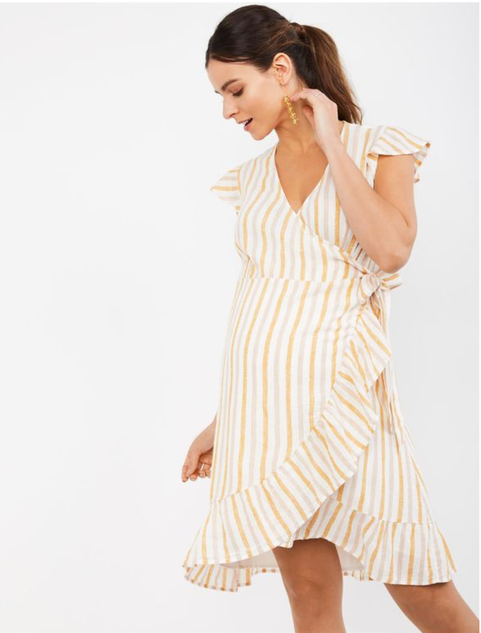 Pea In The Pod Maternity Dress