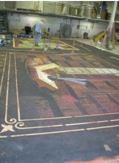Backdrops, Murals, & Art Fabrics!