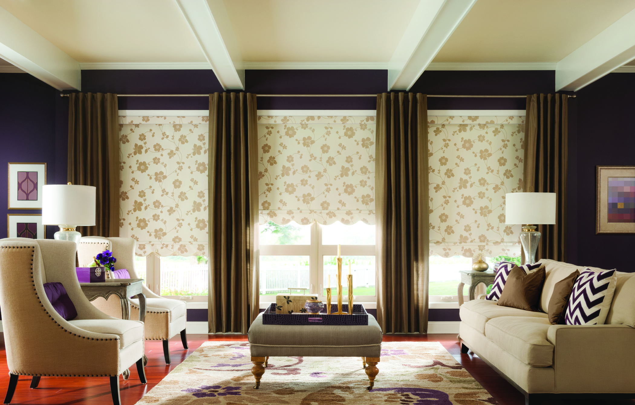 Pinnacle Blinds | Roller Shades