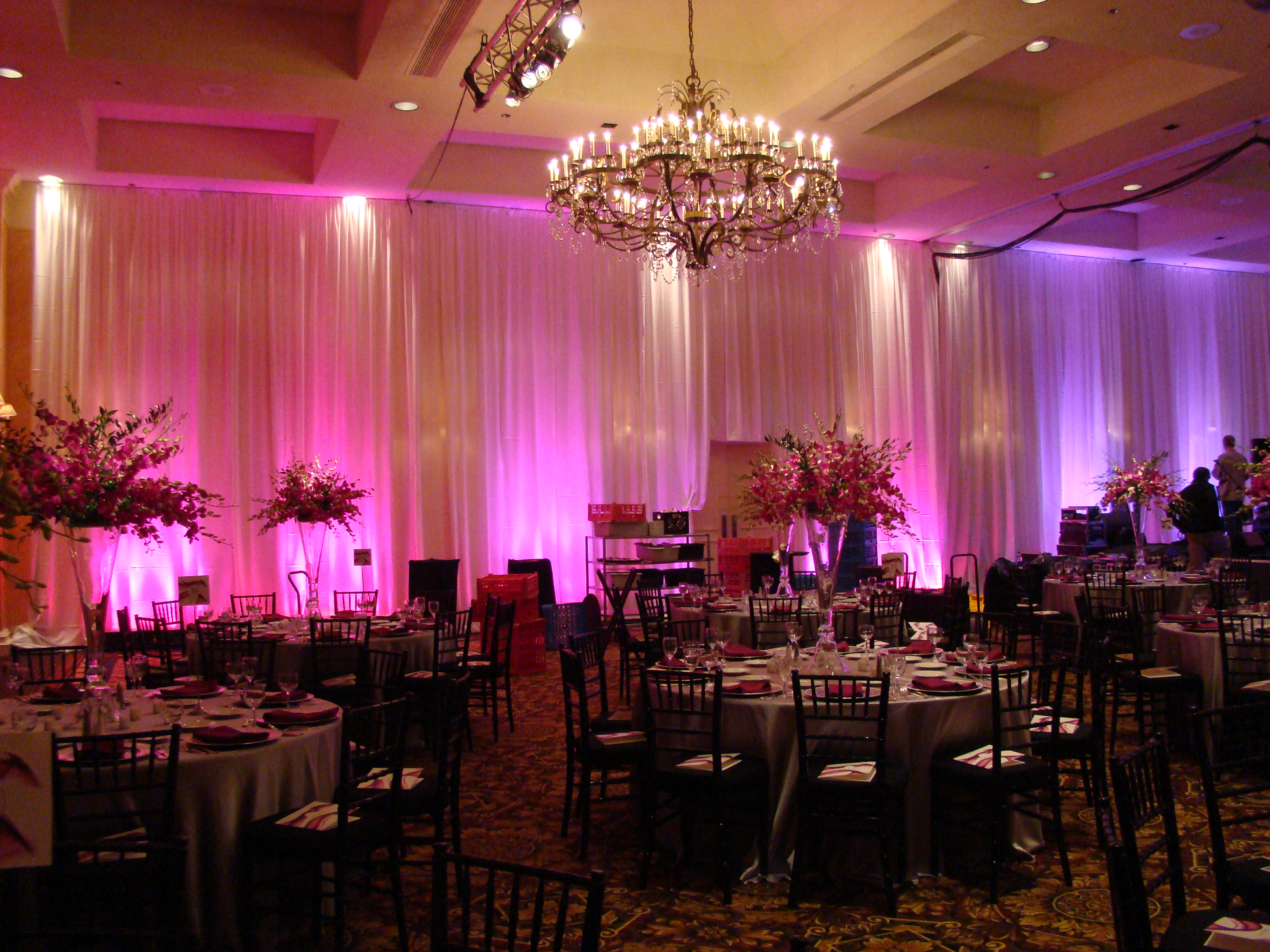 loews sheers & white drapery & lighting021