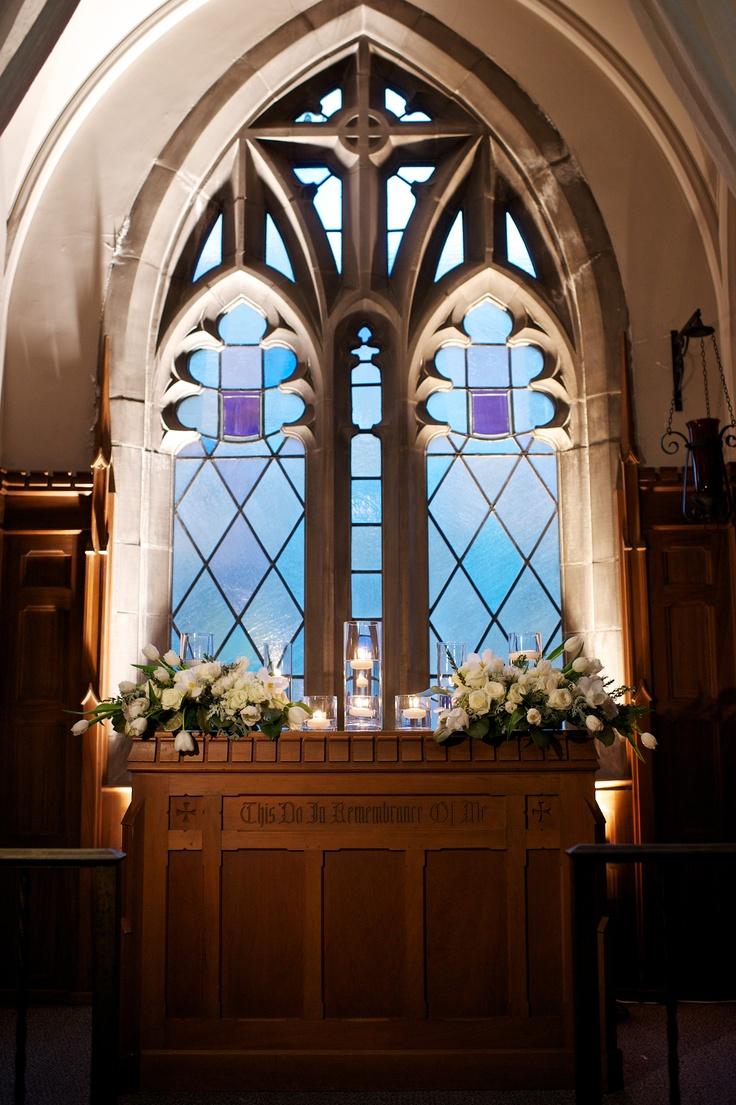 skinner chapel flowers