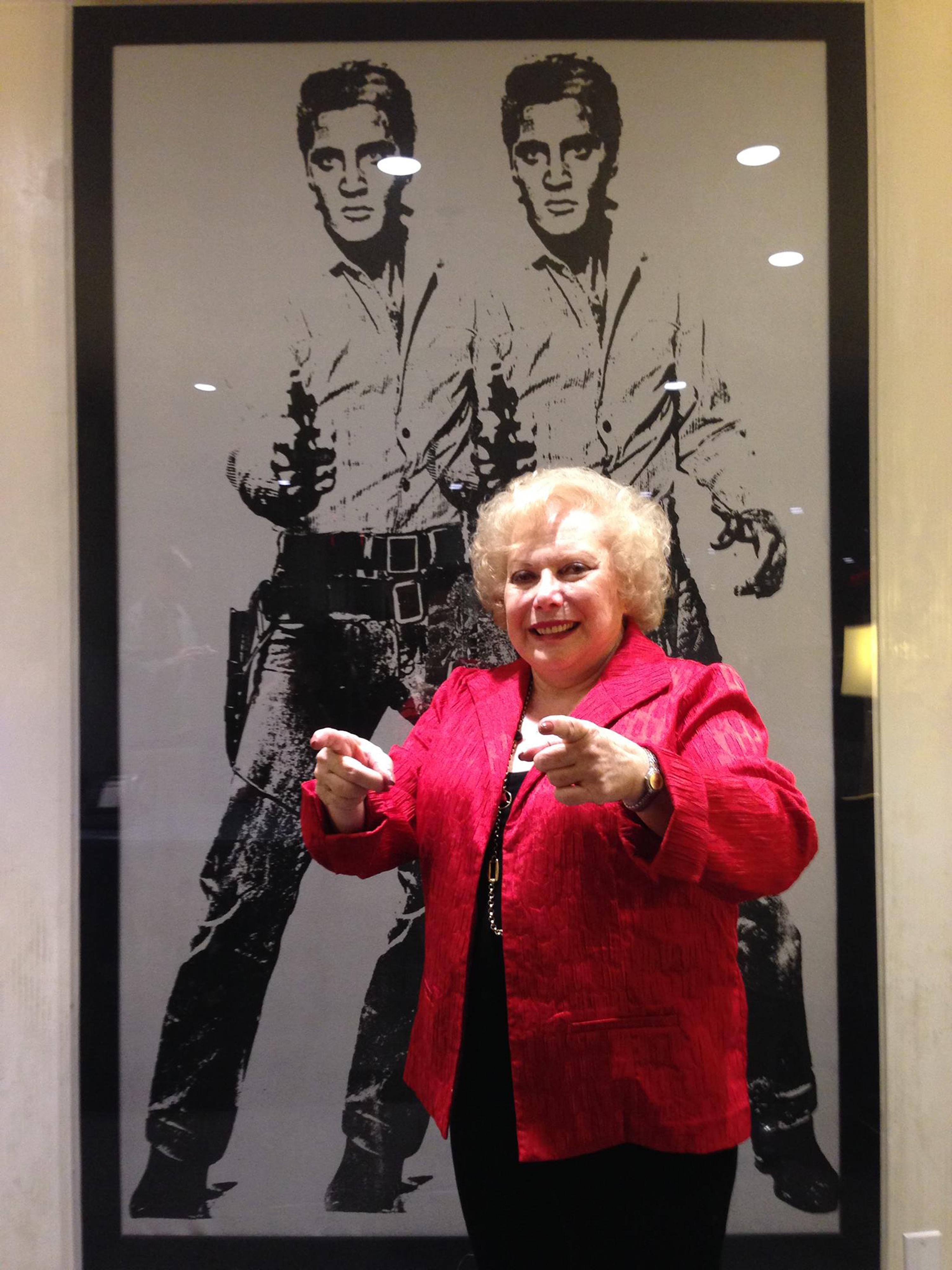 Linda Deutsch Elvis 20