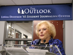 Linda Deutsch Honored by Monmouth University