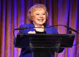 Lifetime Achievement Award from the International Women's Media Foundation