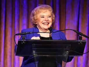 Lifetime Achievement Award from the International Women's Media Foundation