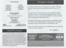 Linda Deutsch Monmouth Article