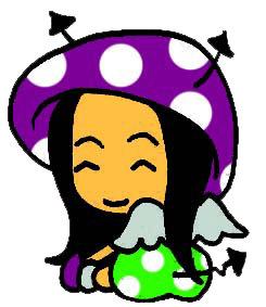 Mushroom Fashion logo