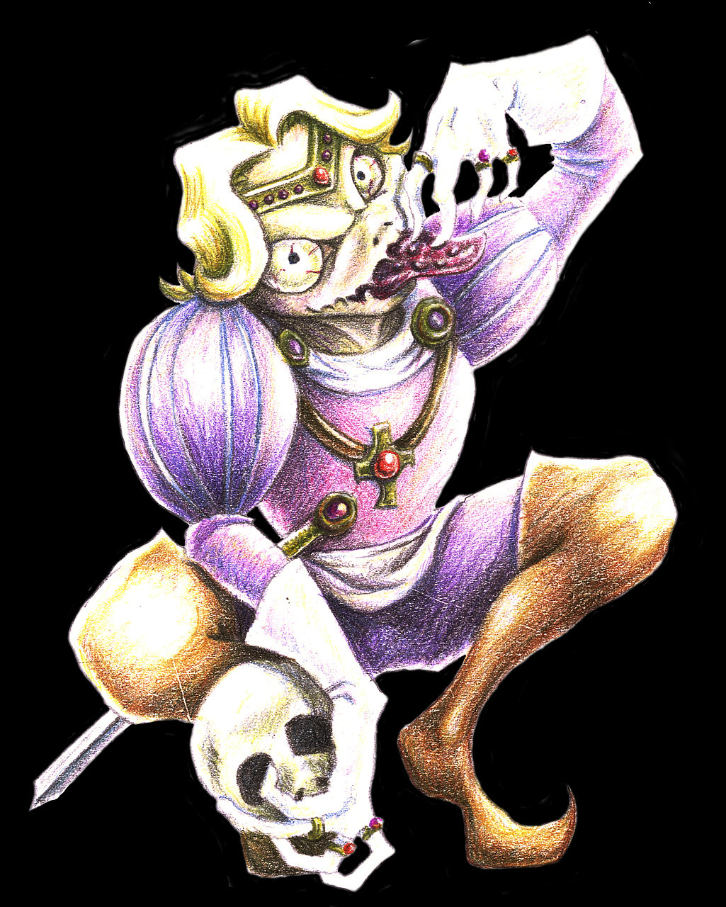 Evil Prince