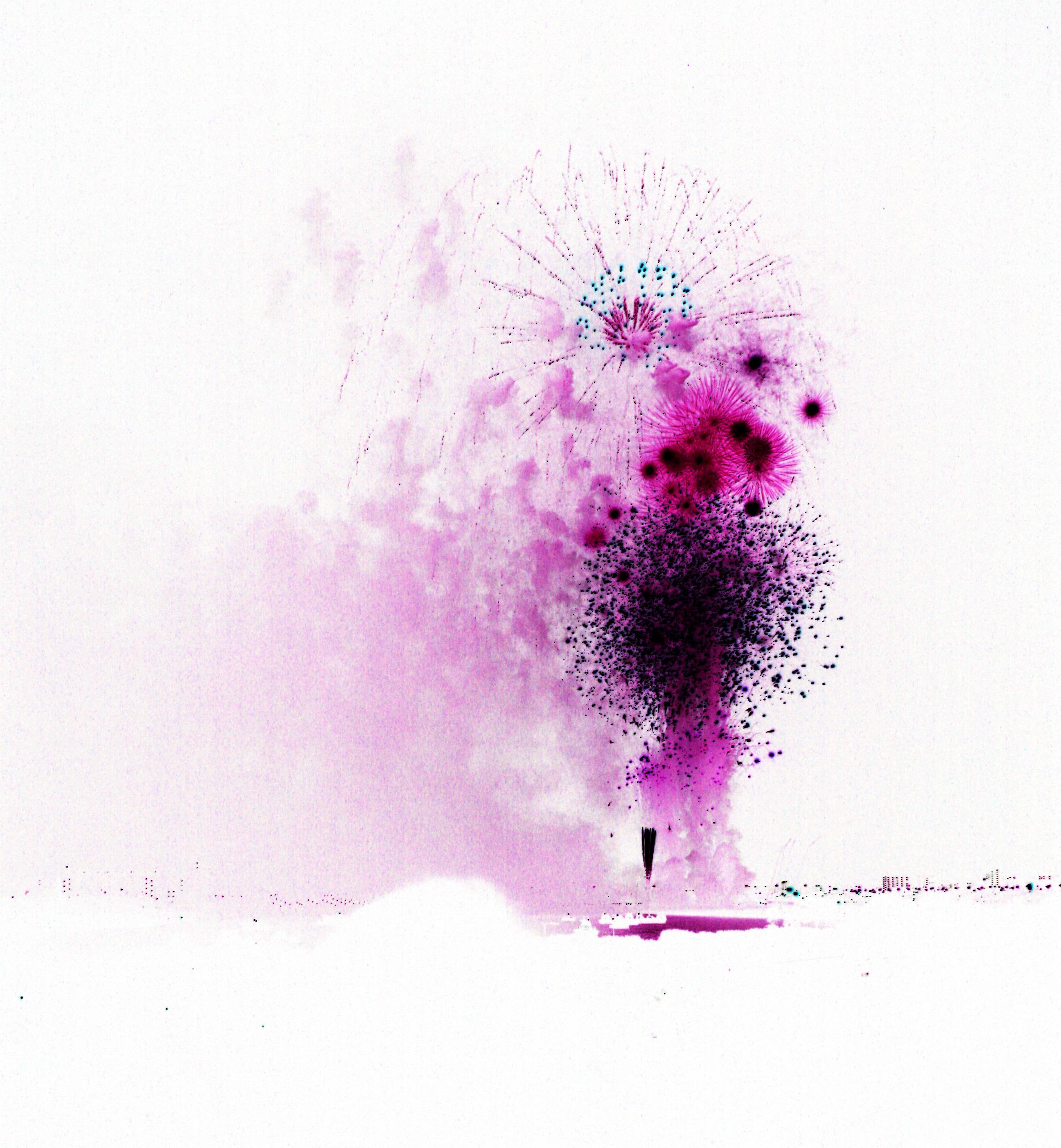 Ink Fireworks