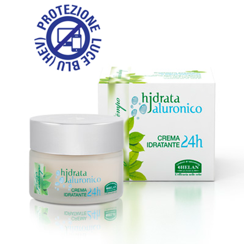 LINEA HIDRATA JALURONICO CREMA VISO 24H