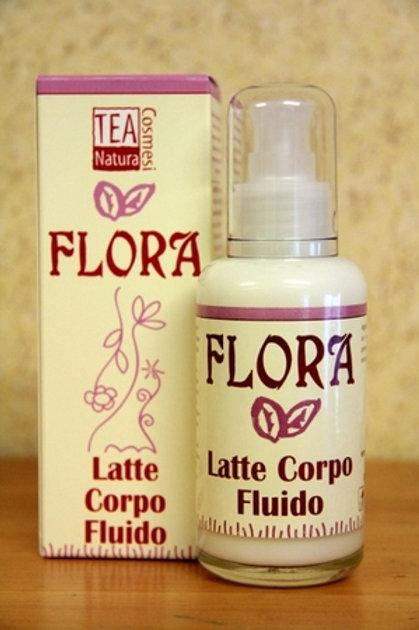 """TeaNatura Latte Corpo """"Flora"""""""