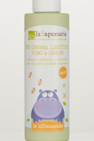 La Saponaria Bio crema lenitiva viso e corpo