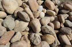 4x8 Gold Country Cobble
