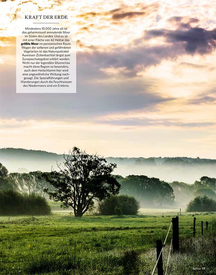 SERVUS - Magazin Bgld. 2019