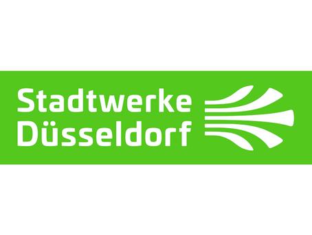 Die Stadtwerke Düsseldorf verlängern ihr Sponsoring beim HC Düsseldorf