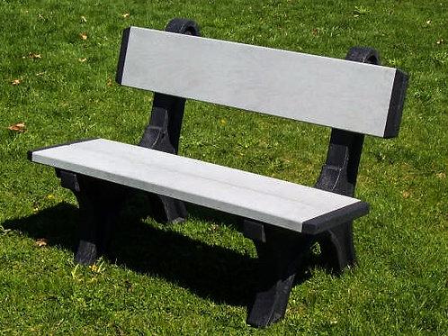 4 Foot Standard Park Bench