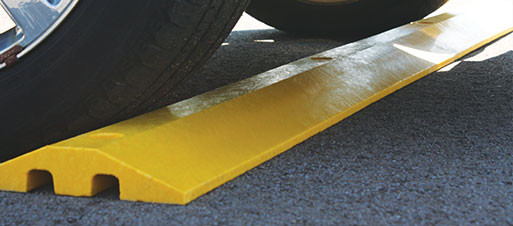Plastic Speed Bumps