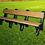 Thumbnail: 8 Foot Standard Park Bench