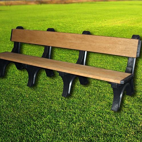 8 Foot Standard Park Bench