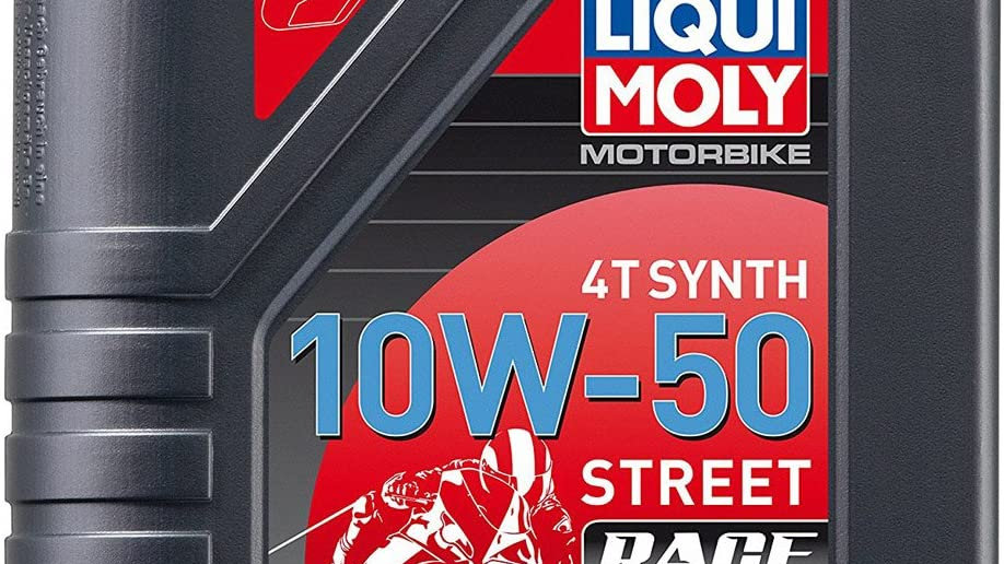 LIQUI MOLY 10W-50 Street Race
