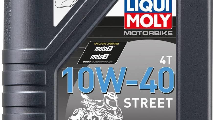 LIQUI MOLY 10W-40 Street