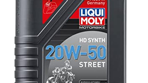 LIQUI MOLY Motobike HD Synth 20W-50