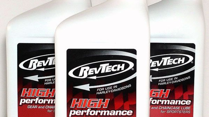 RevTech Gear & Chaincase Lube for Sportster