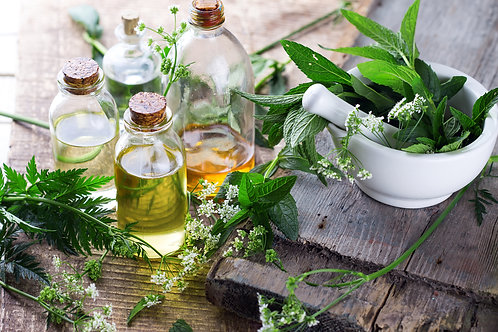 Holy Trinity (Holy Basil, Lavender and Rose Oil)