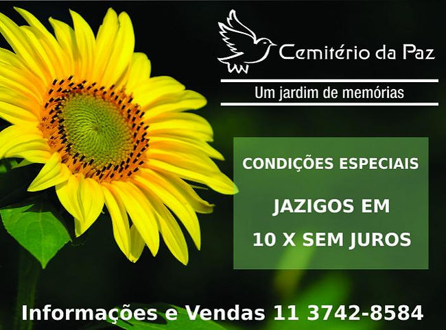 Destaque Campanha  Cemiterio da Paz 01-2