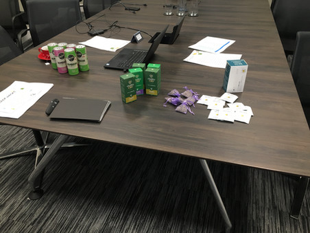 Goodies for Maven Traders at the Sleep Workshop