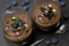 Healthy chocolate mousse recipe Michelle Boehm nutritional therapy nutritionist London healthy food recipes easy happy motivation fit gym fitness crossfit diet body protein wellness wellbeing support supplements tips lifestyle eating life love smile wholefood vegetarian vegan gluten free