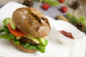 Burger patty recipe Michelle Boehm nutritional therapy nutritionist London recipes healthy