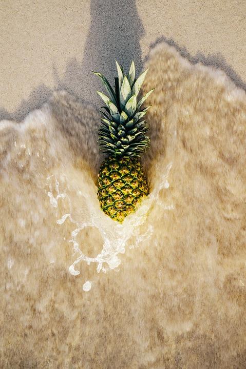 SIBO, pineapple, gut health, gut bacteria, microbiome
