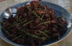 Moroccan beet and bean salad Michelle Boehm nutritional therapy nutritionist London recipes healthy