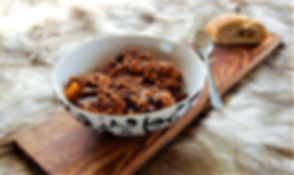 Chilli con carne Michelle Boehm nutritional therapy nutritionist London recipes healthy happy