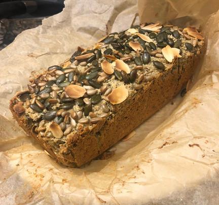 Health Bread baked by a Client