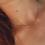 Thumbnail: Rose Gold Stainless Steel Horseshoe Pendant Necklace